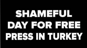 Shameful day Turkey