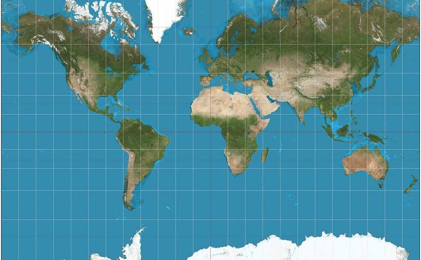 the-most-popular-map-of-the-world-is-highly-misleading